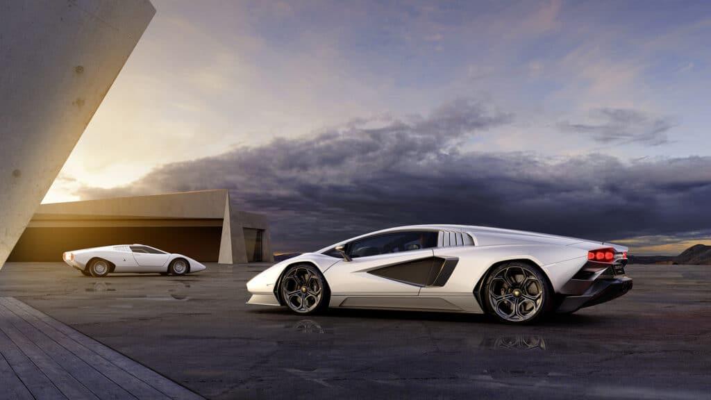 Lamborghini Countach LPI 800-4-73