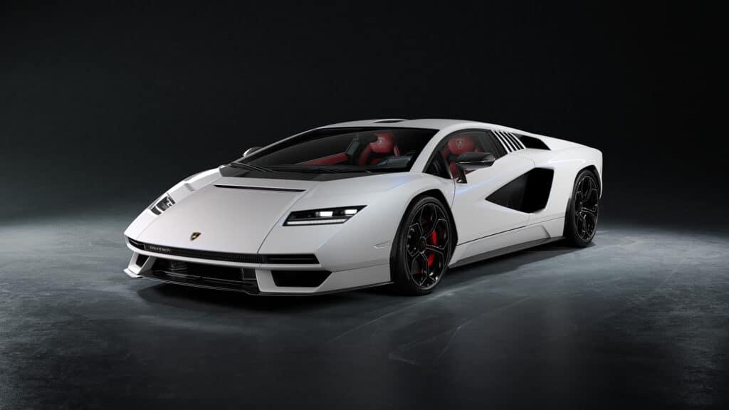 Lamborghini Countach LPI 800-4-74