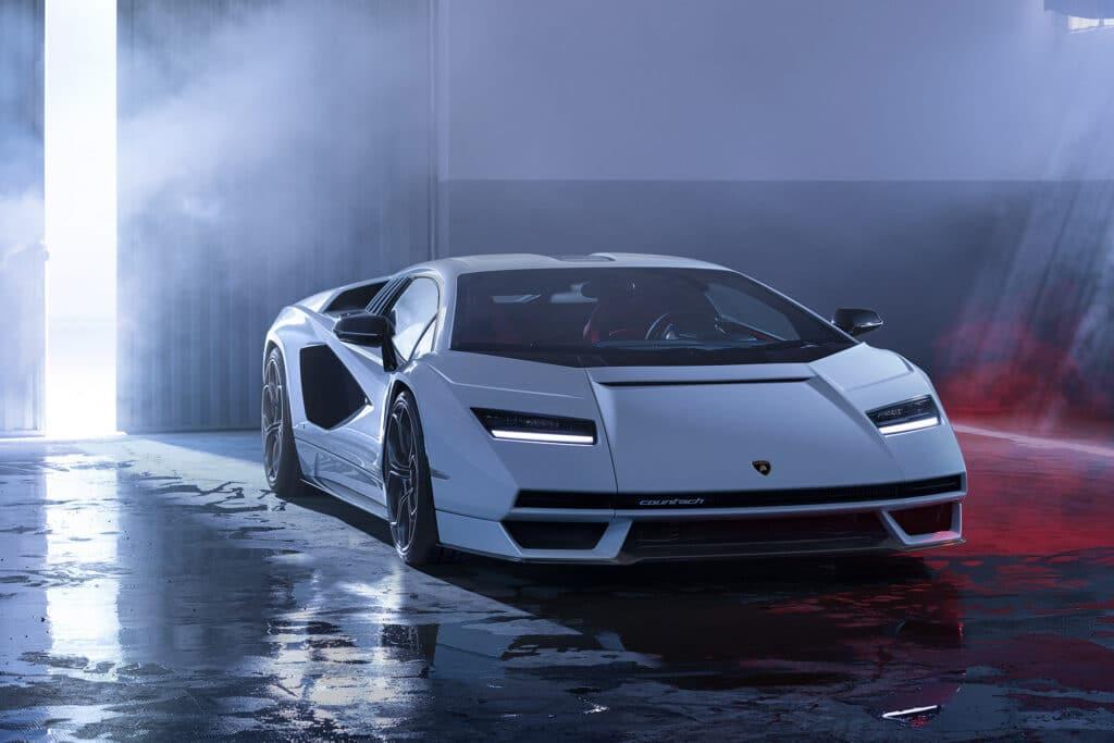Lamborghini Countach LPI 800-4-79