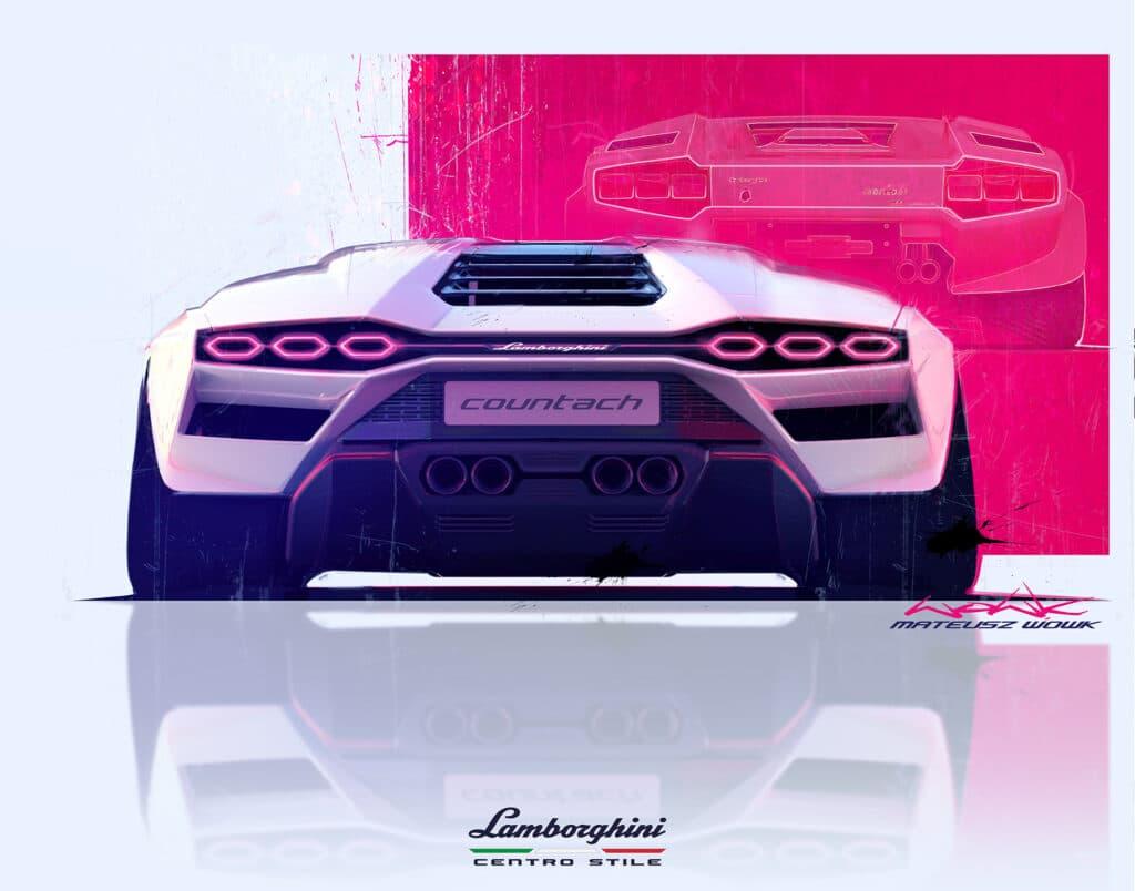 Lamborghini Countach LPI 800-4-8