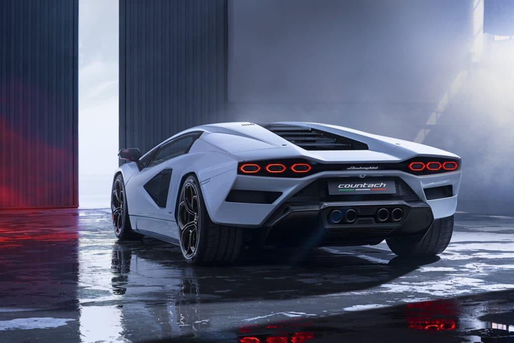 Lamborghini Countach LPI 800-4-84